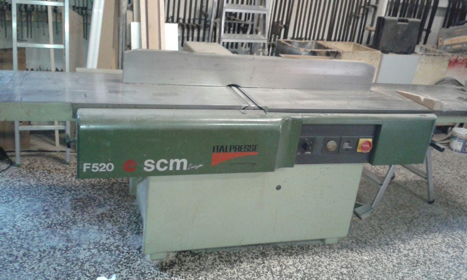 Macchinario per il legno SCM F 520