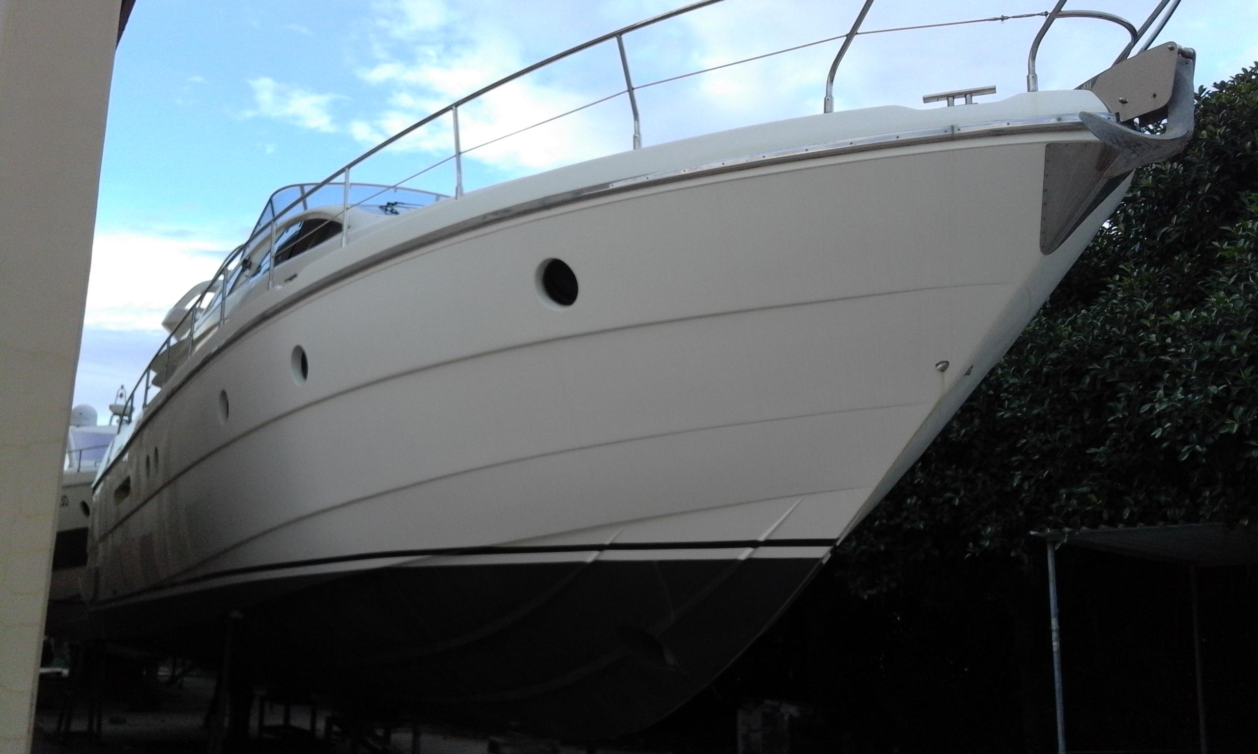 Imbarcazione Aicon Fly 54-18