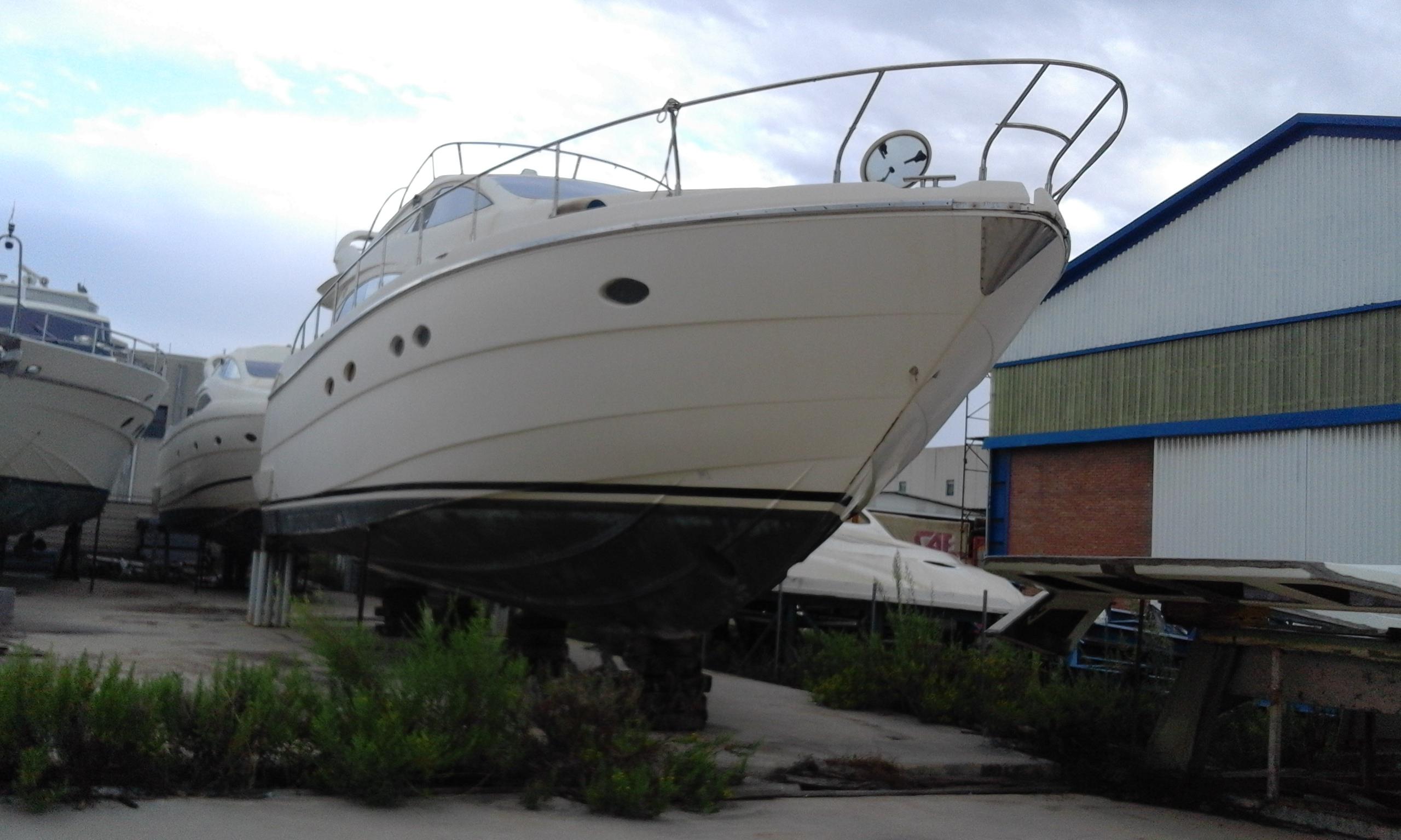 imbarcazione Aicon Fly 56-55