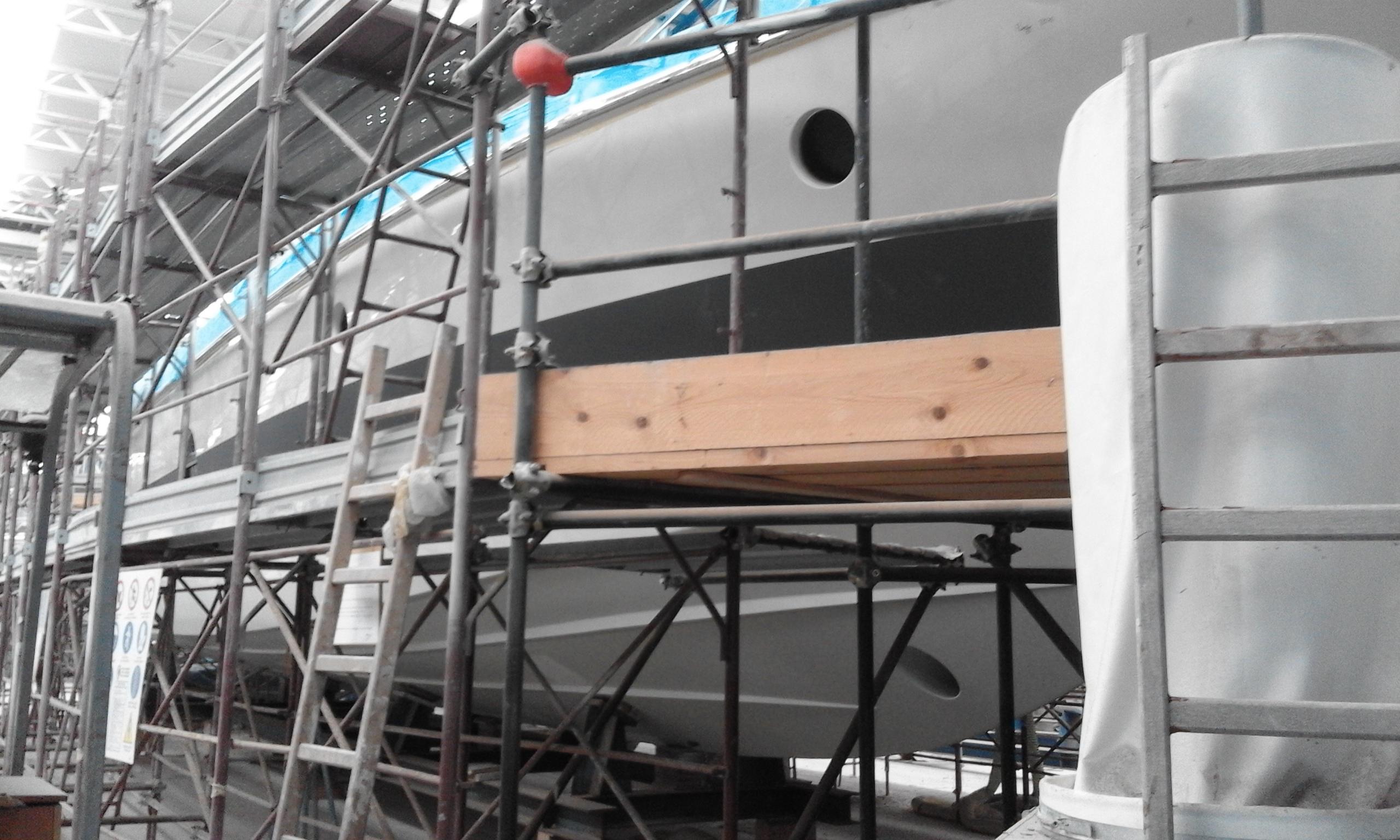 Imbarcazione Aicon Fly 62-16