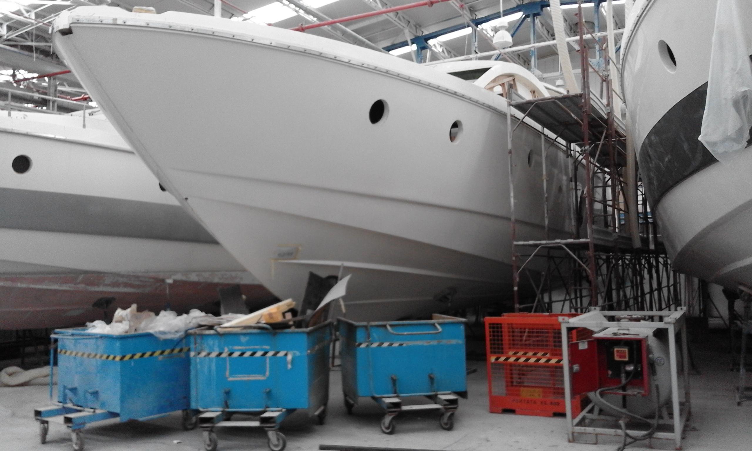 Imbarcazione Aicon Fly 62-35