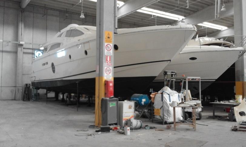Imbarcazione Aicon Fly 64-25
