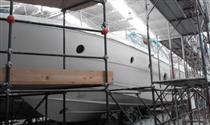Imbarcazione Aicon Open 72-33