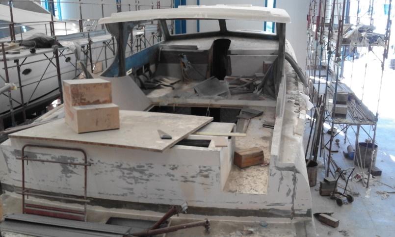 Imbarcazione Morgan 55-11