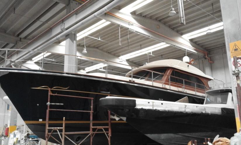 Imbarcazione Morgan 70-12