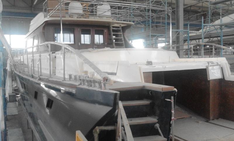 Imbarcazione Morgan 93-11