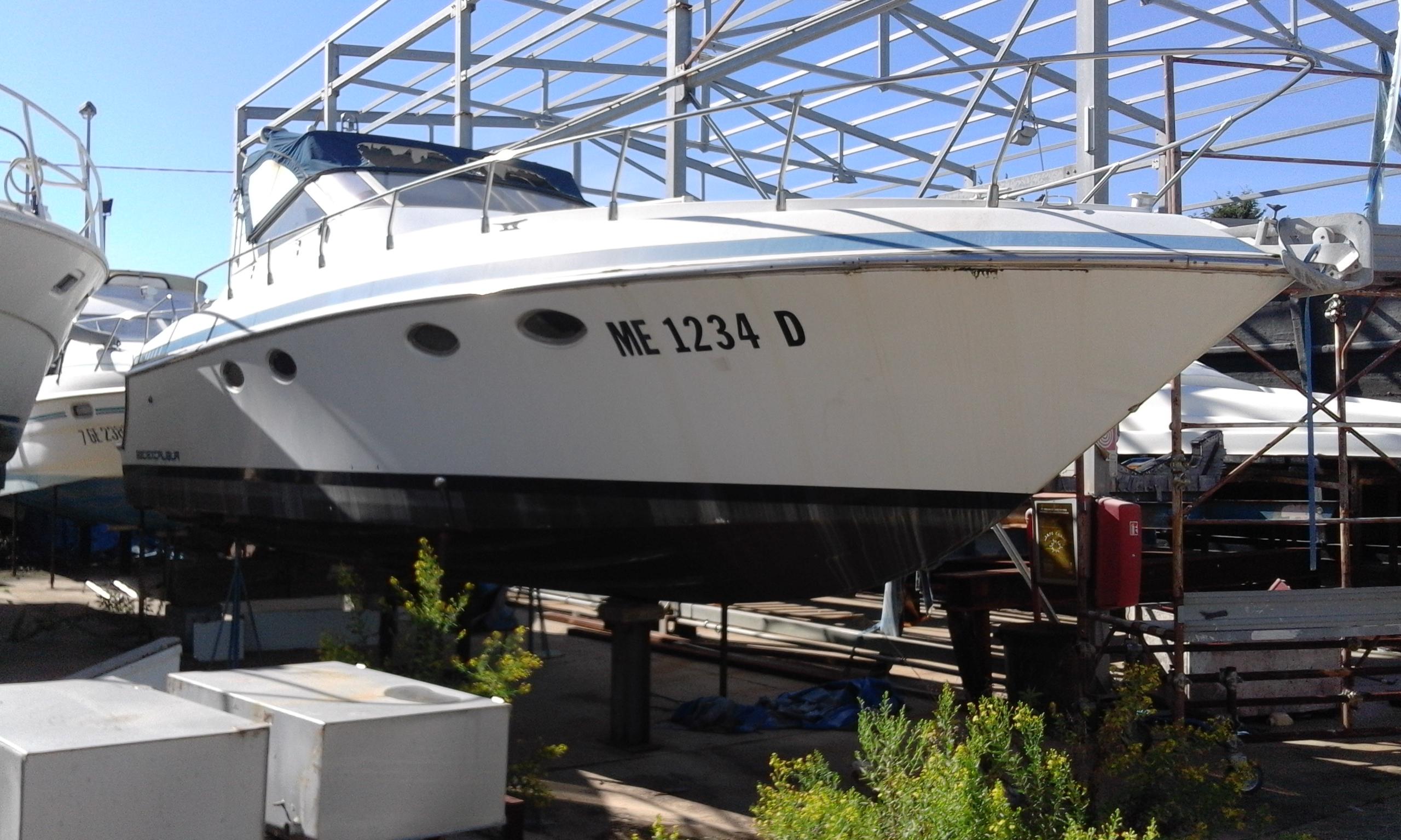 Imbarcazione Excalibur 380