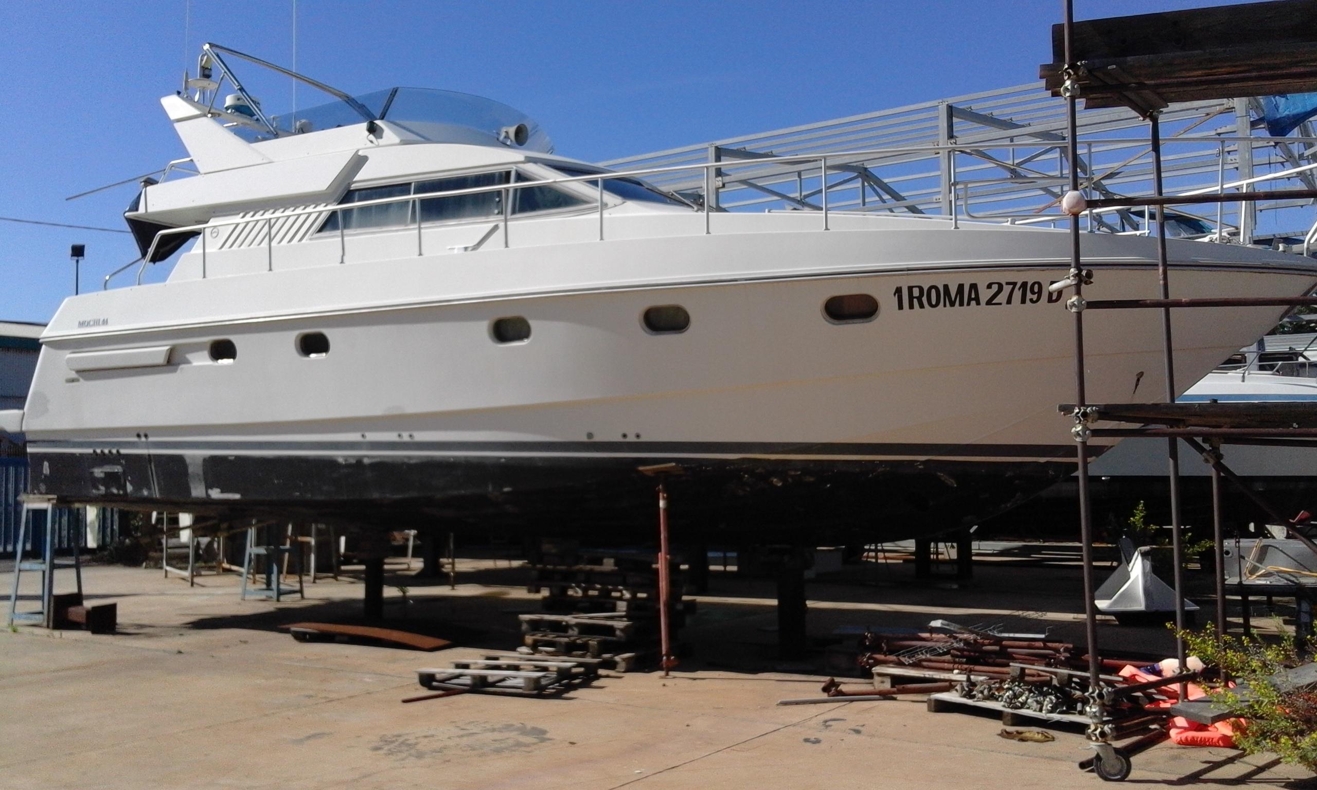 Imbarcazione Mochi 44