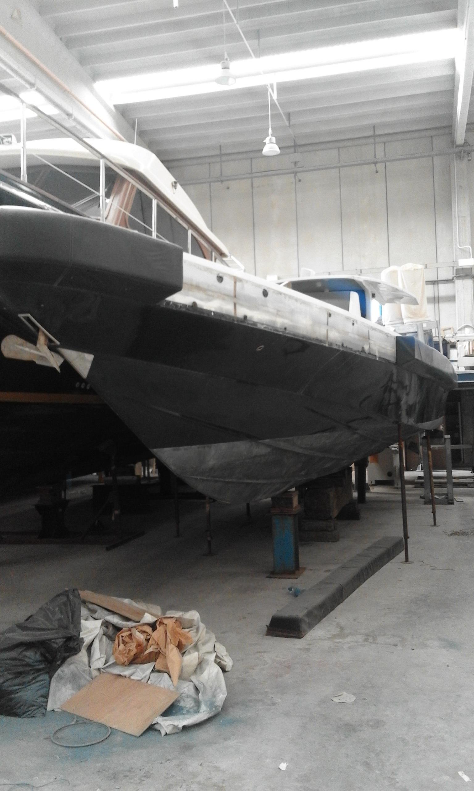 Imbarcazione Tender Custom 12