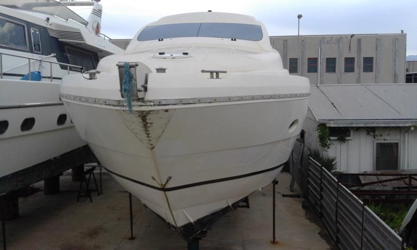 Imbarcazione Aicon Fly 52-14