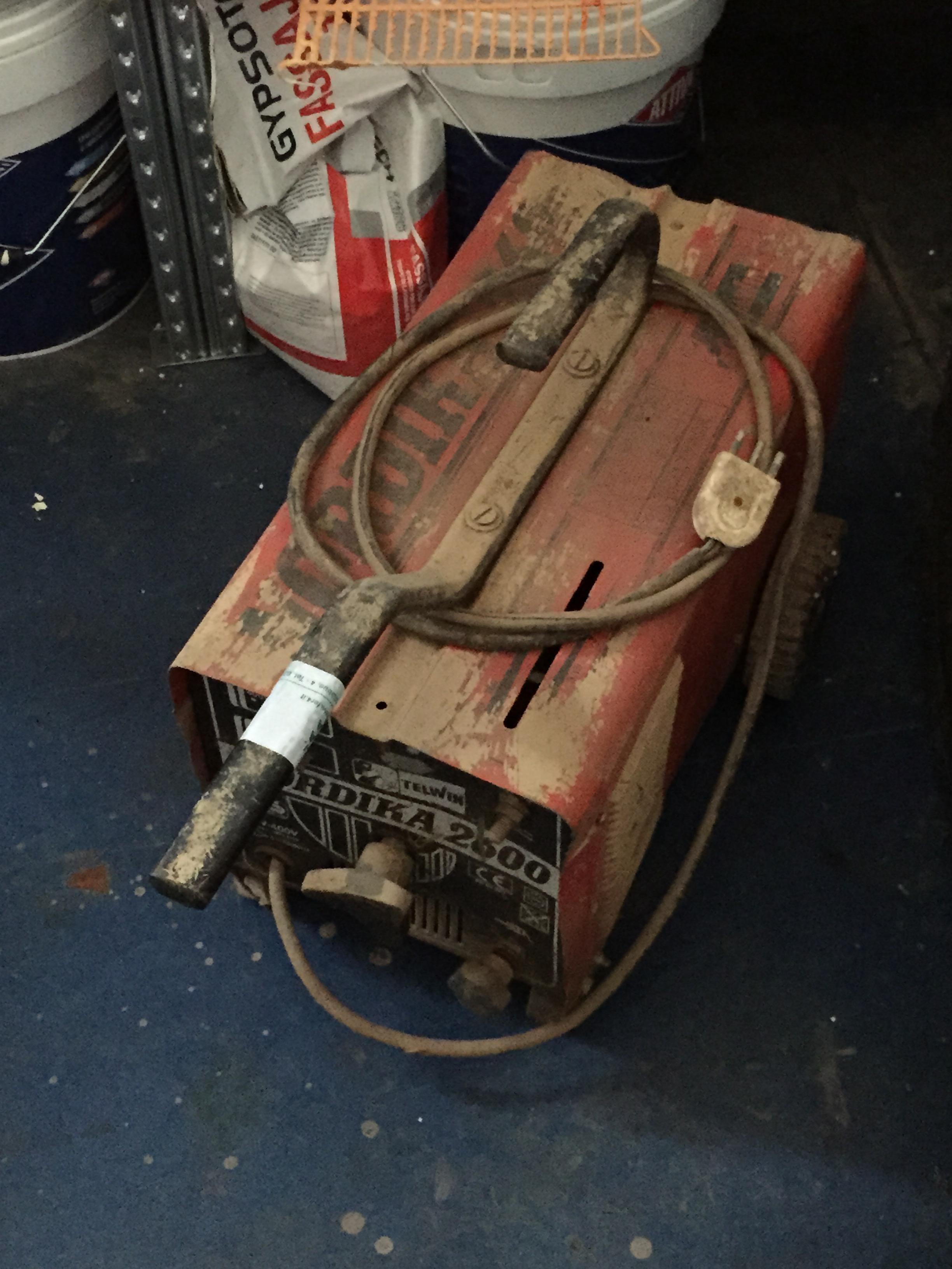 Apparecchiature ed attrezzature meccaniche