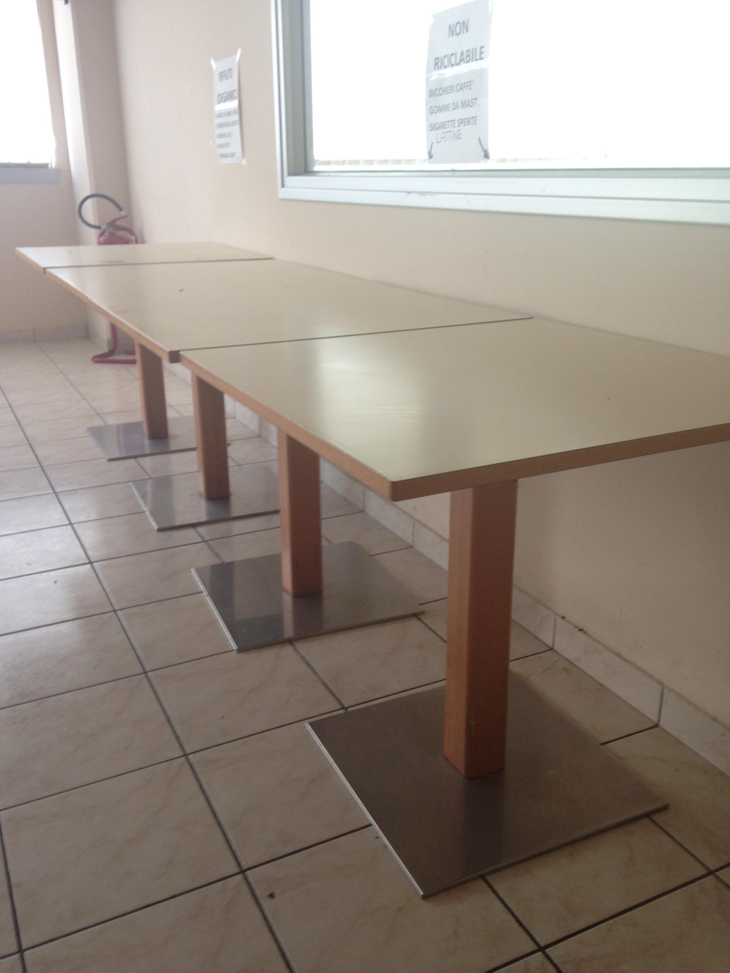 Tavolo legno mensa