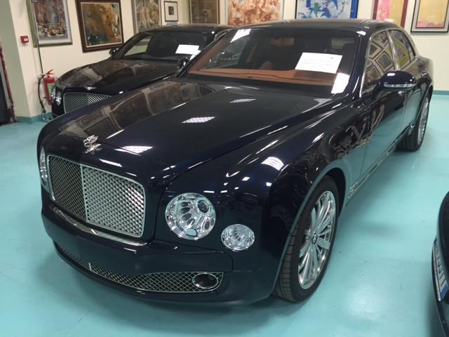 Autovettura Bentley Mulsanne MY 14 nuova e da i...