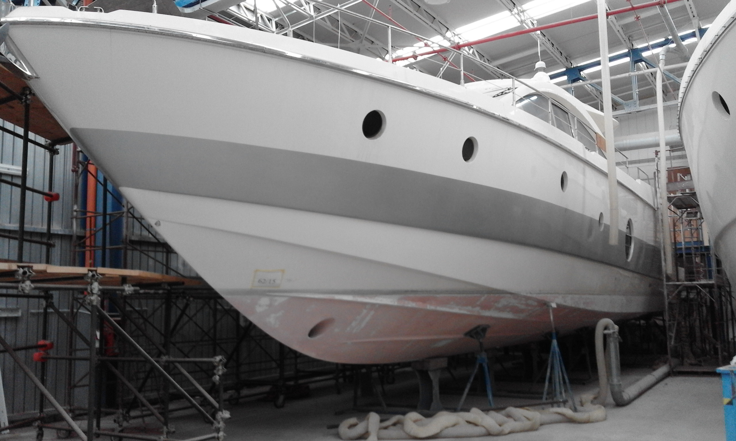 Imbarcazione Aicon Fly 62-15