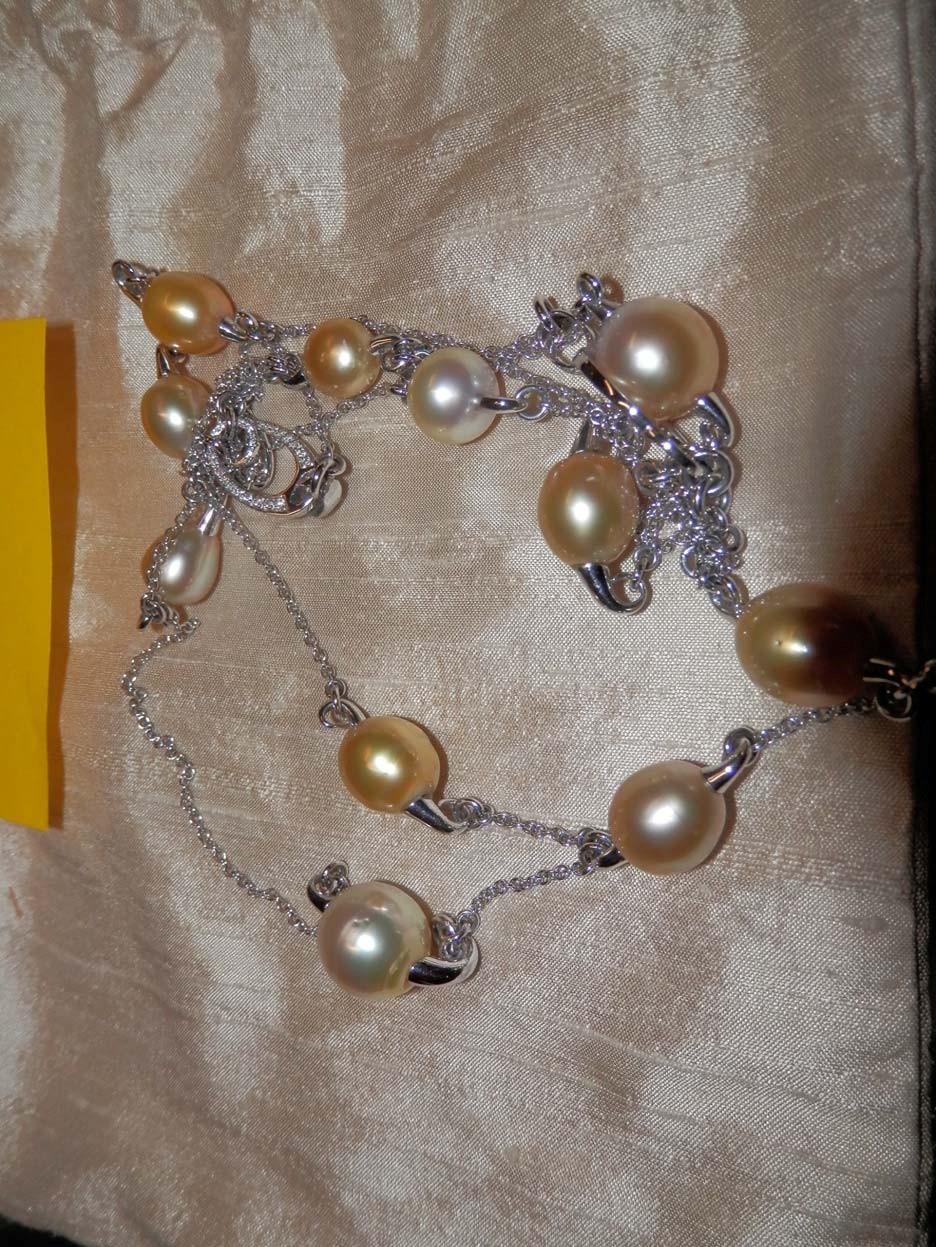 Collana perle Utopia - vari giri perle