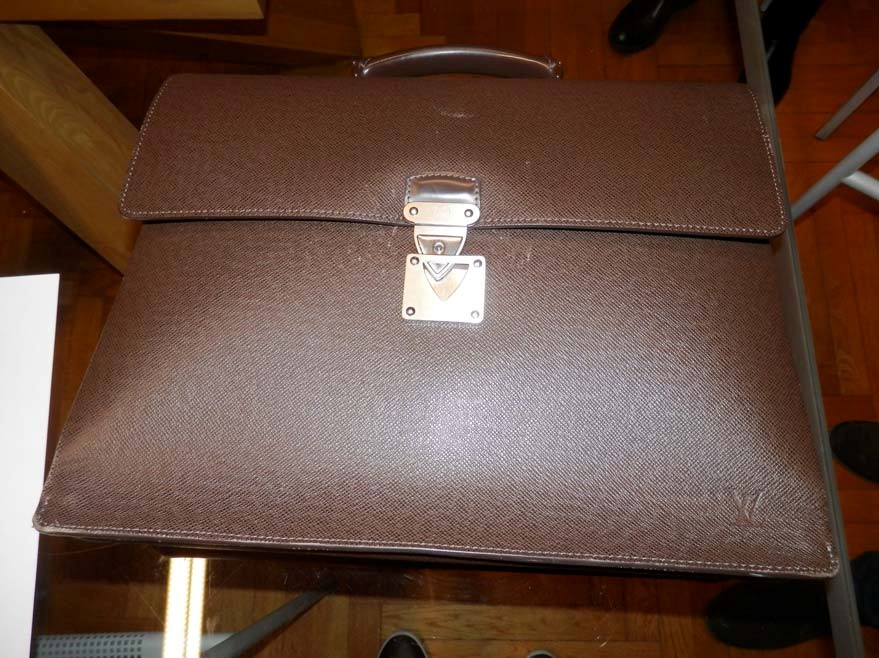 Valigetta Louis Vuitton Business neo robusto