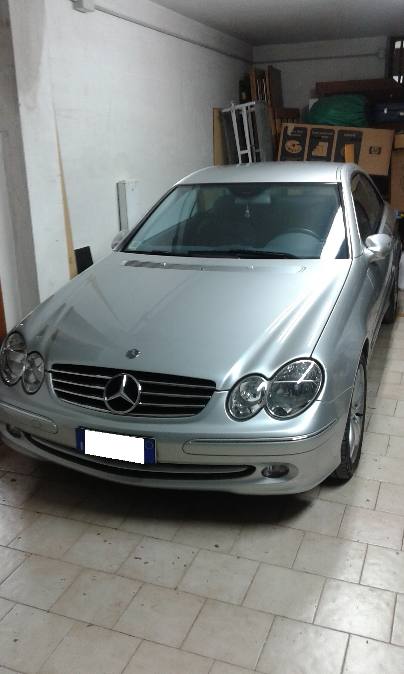 Mercedes  209