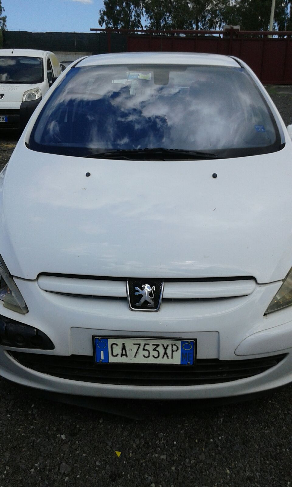 AUTOVETTURA PEUGEOT 307