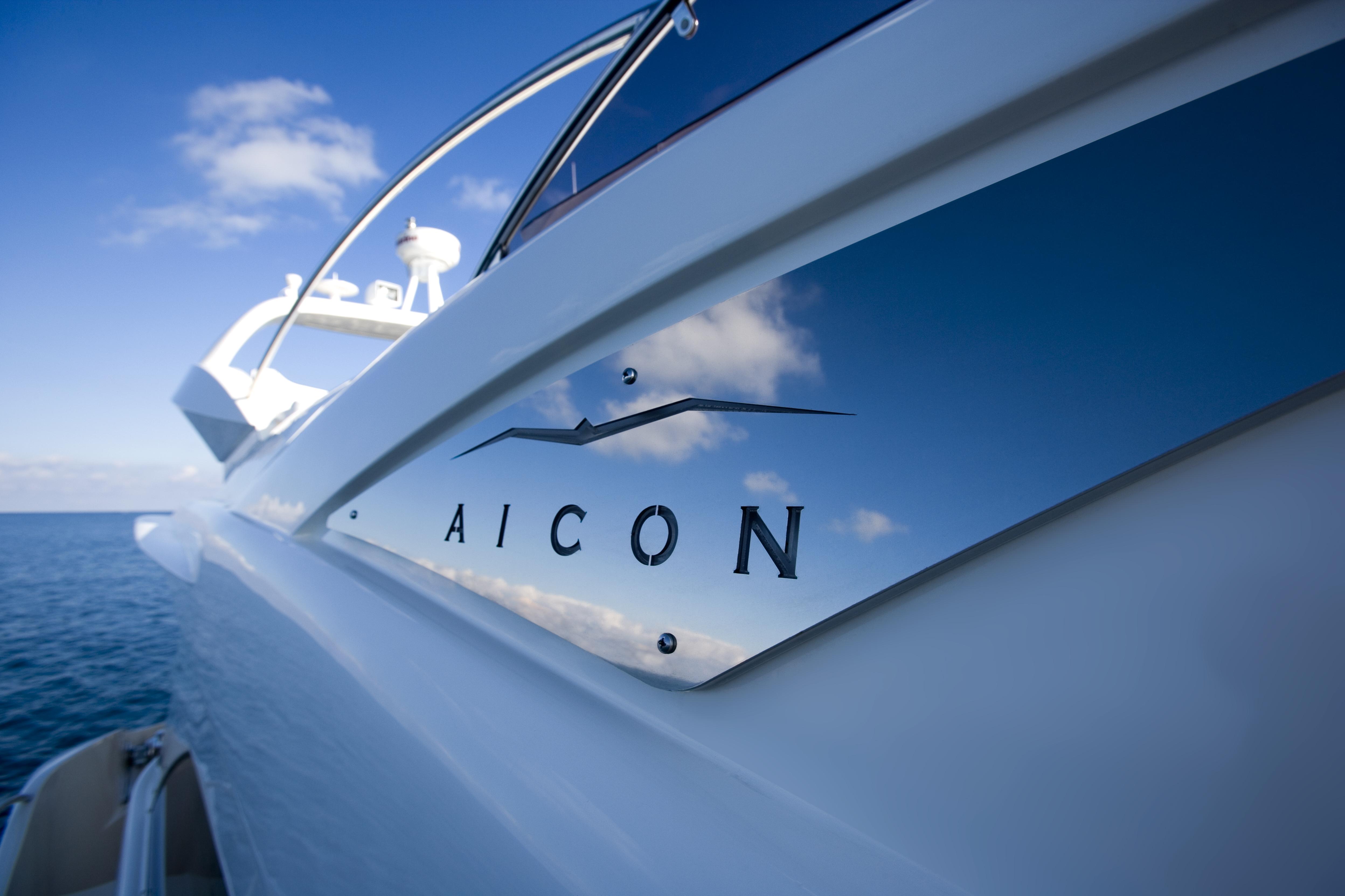 Marchi Registrati AICON e AICON YACHTS