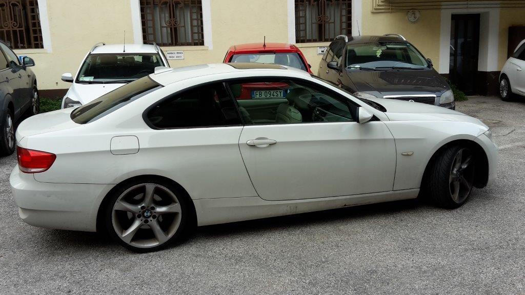 BMW 320D Coupè