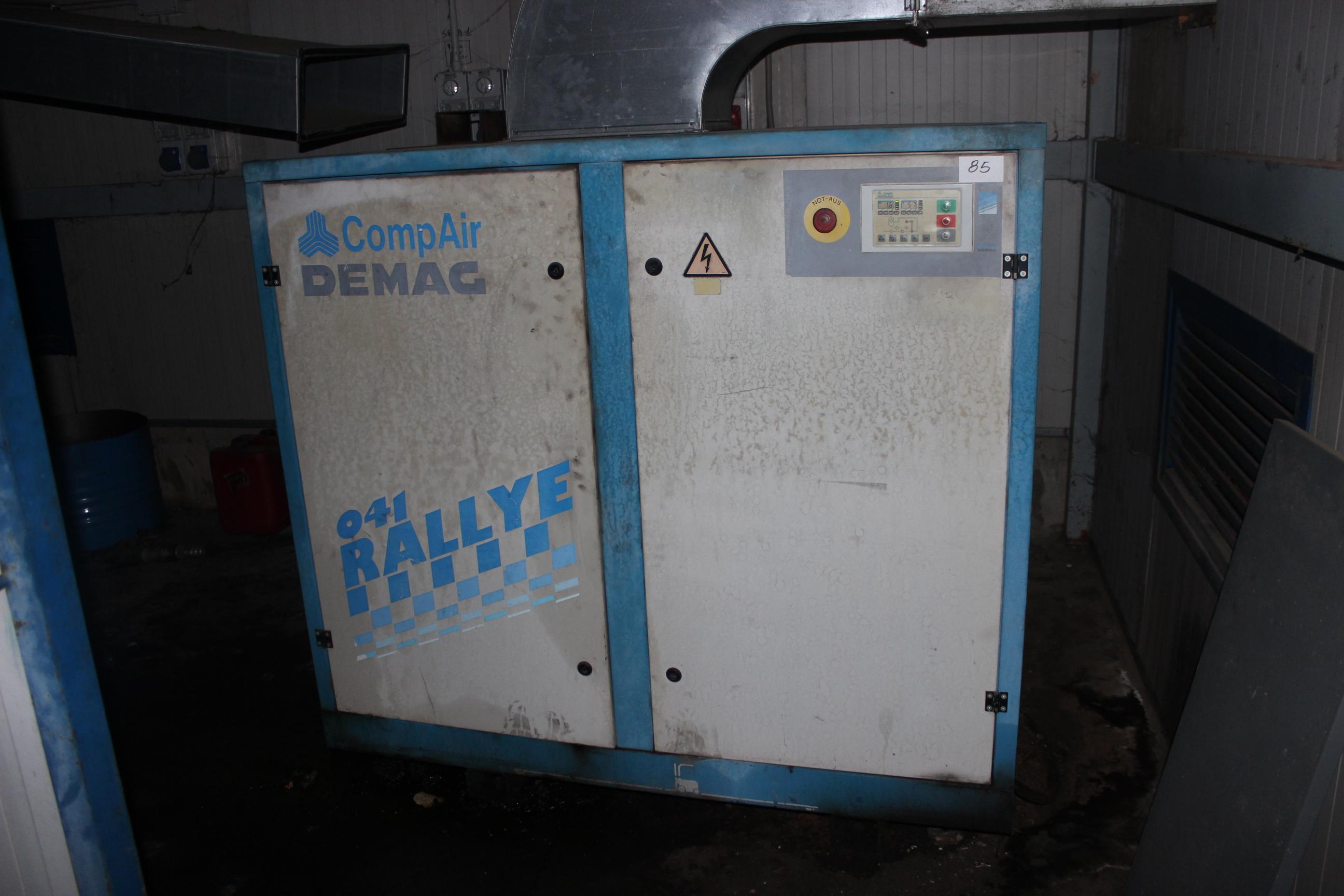 Compressore COMPAIR DEMAG