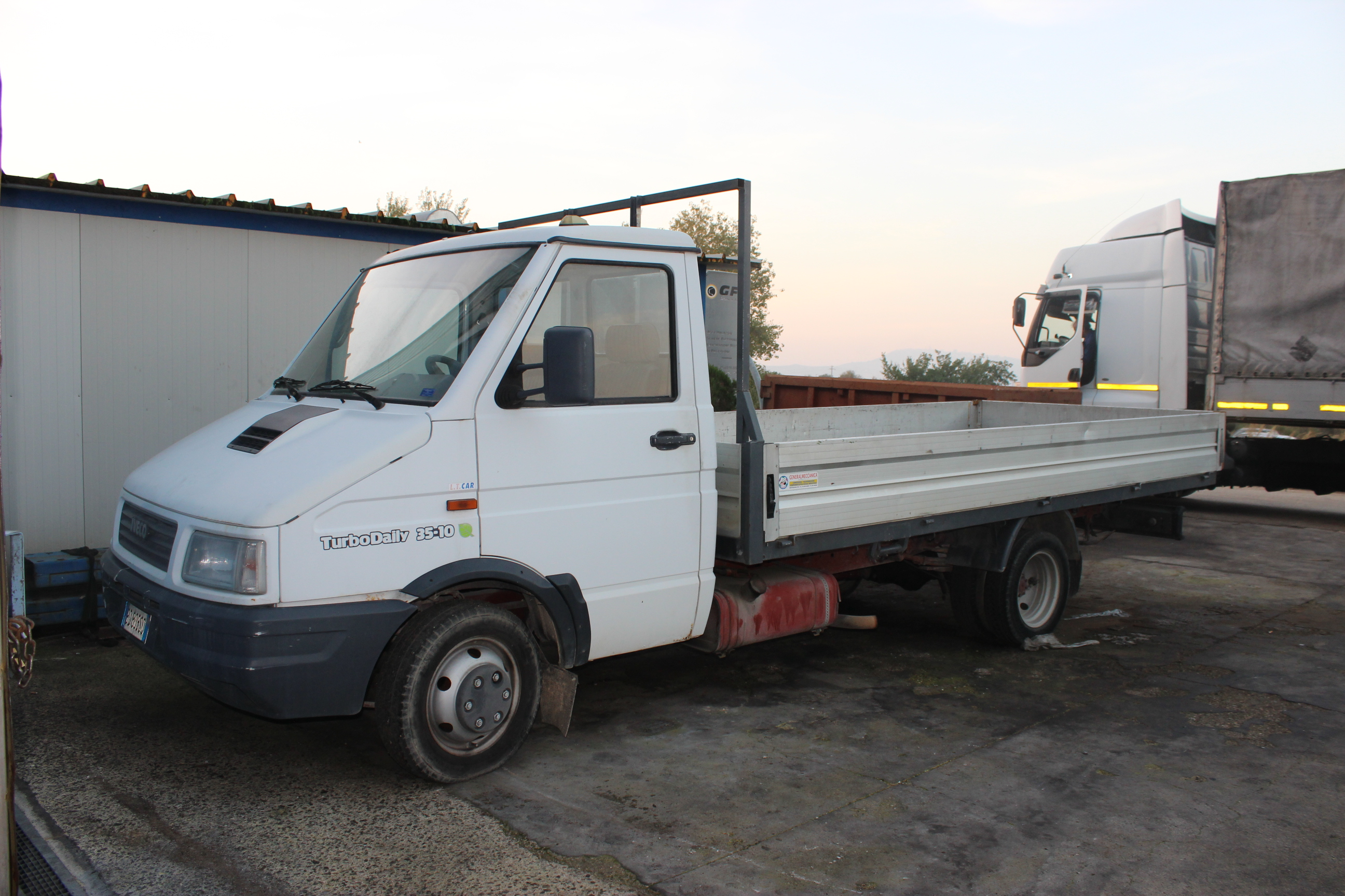 Furgone Iveco Daily 35