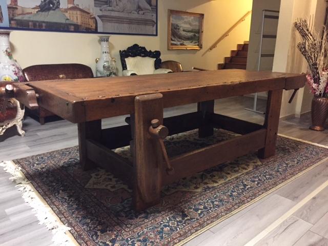 Tavolo da Falegname in legno