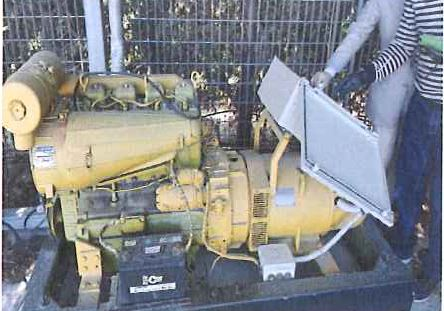 Gruppo Elettrogeno M4B200LB4