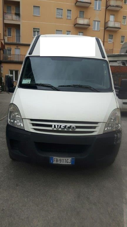 Furgone / LKW   Iveco Daily