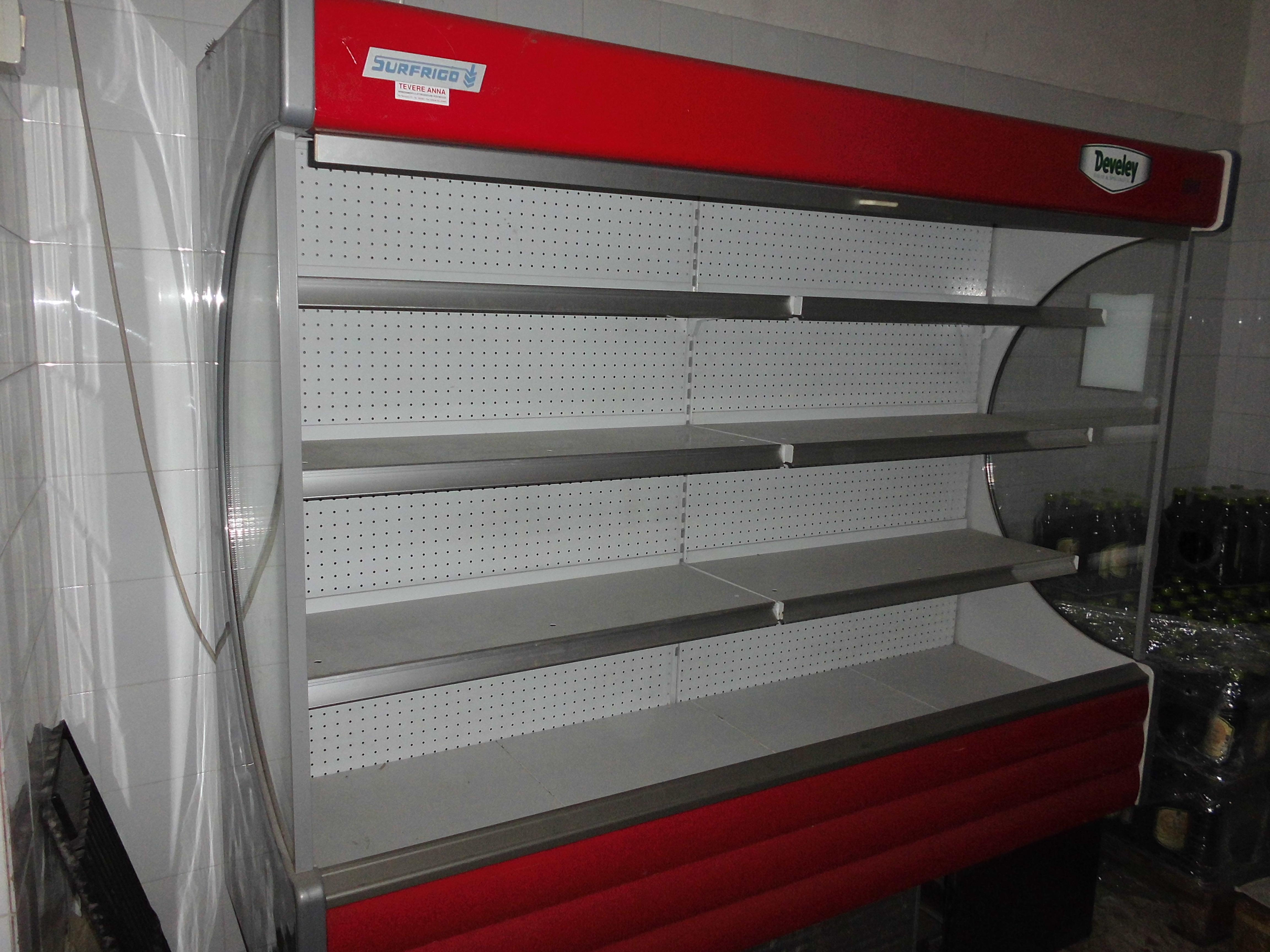 Bancone frigo