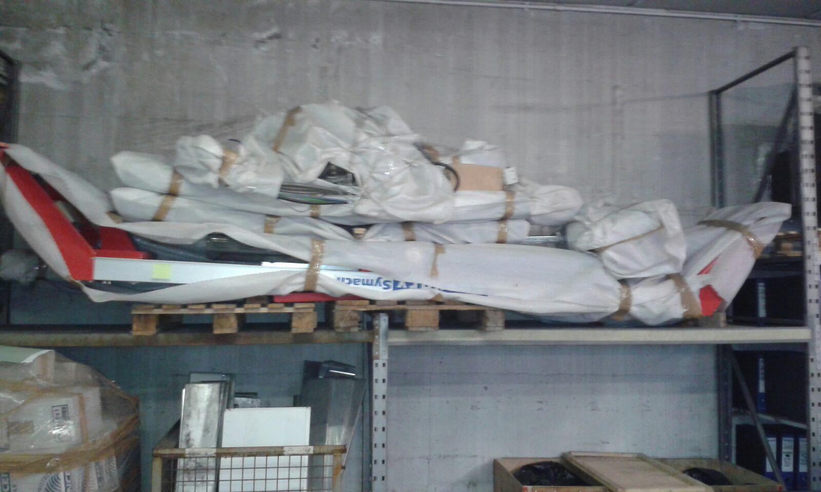 Arco per essicazione carrozzeria Symach