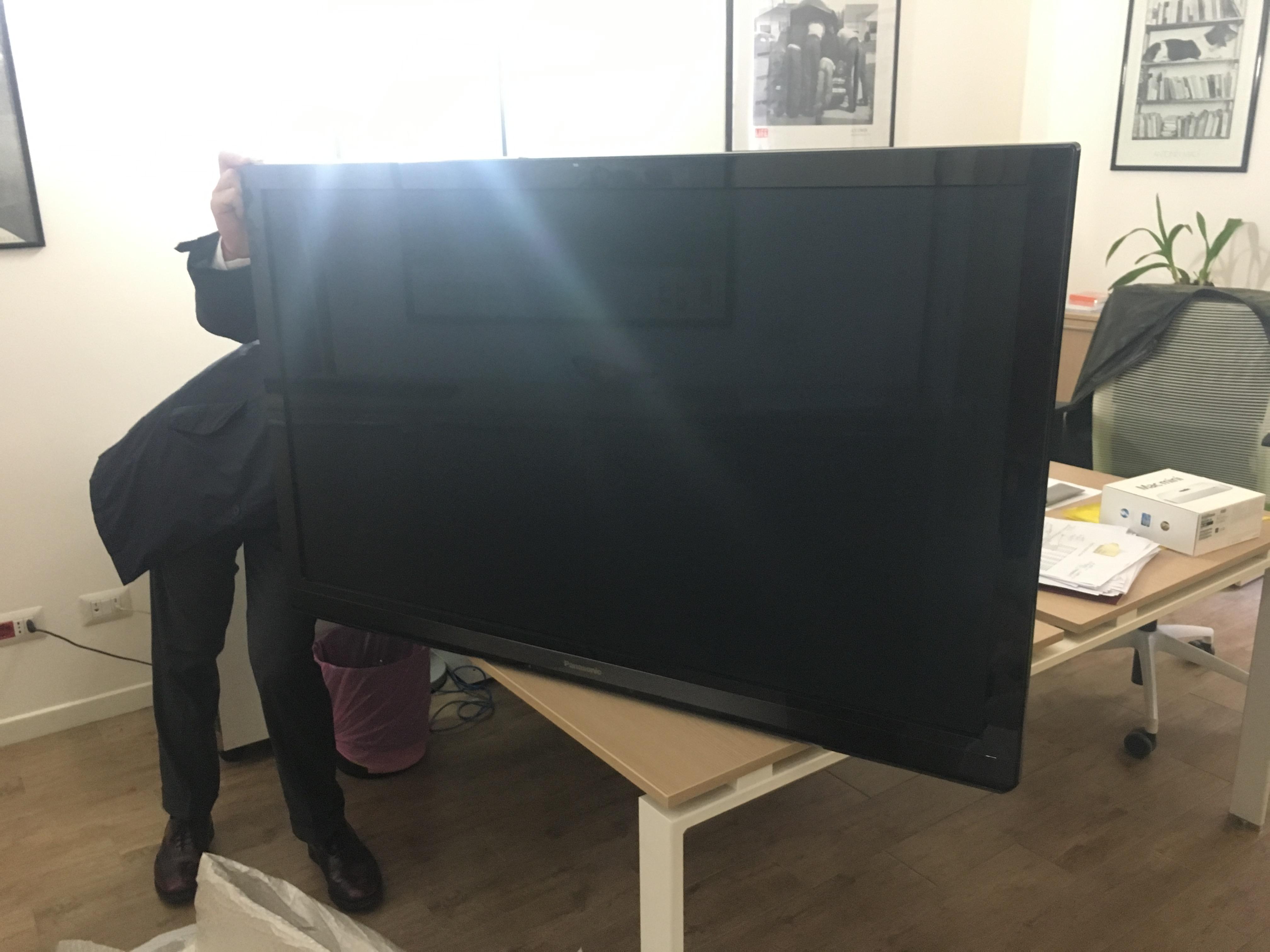 Televisore al Plasma 50 PANASONIC
