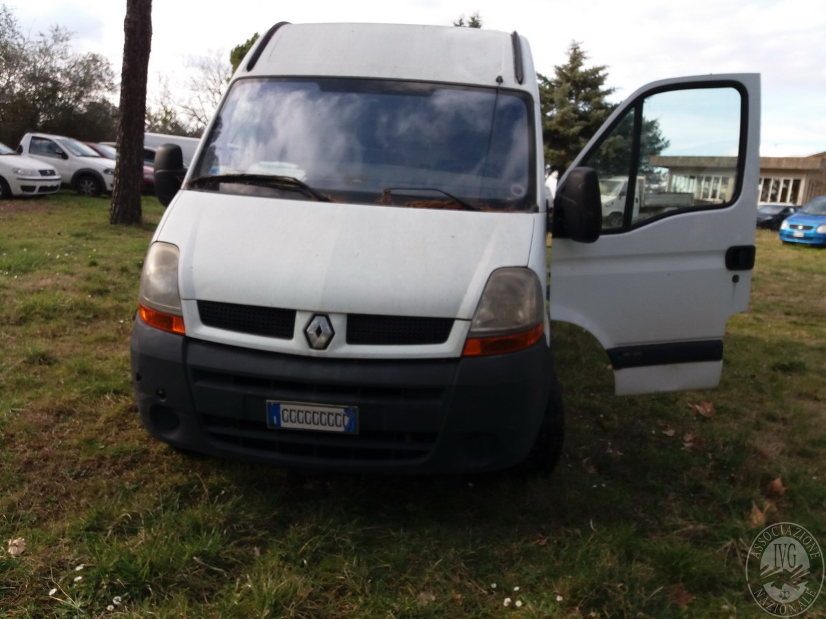 Renault Master anno 2004
