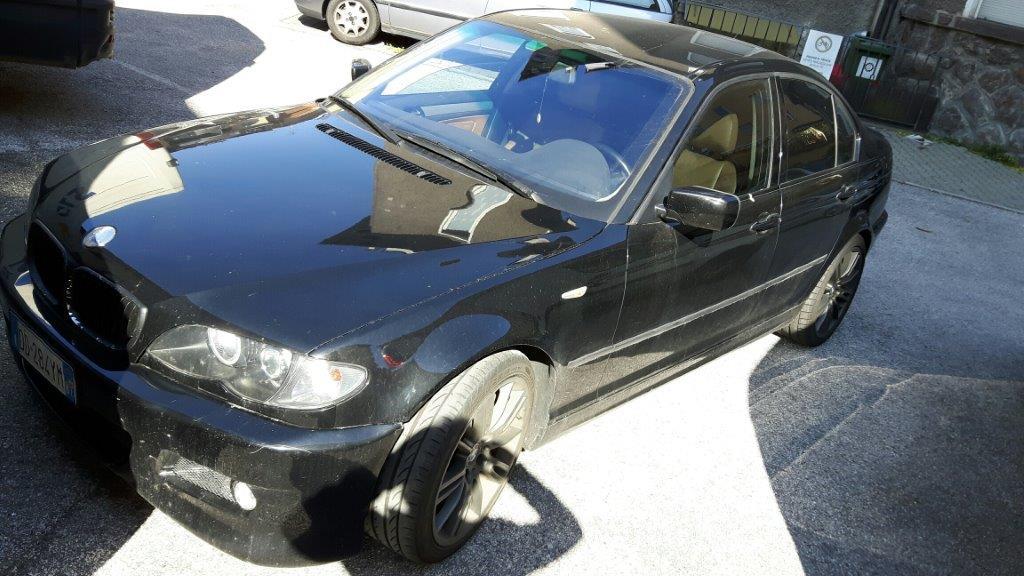 Autovettura BMW 330 D /PKW BMW 330 D