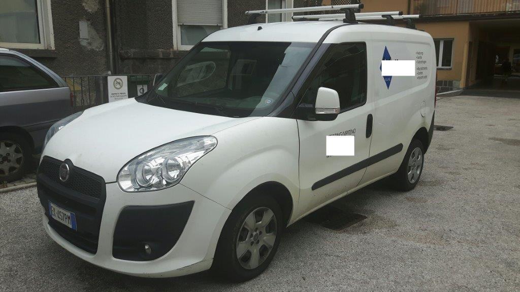 Fiat Doblò cc.1.598  Diesel