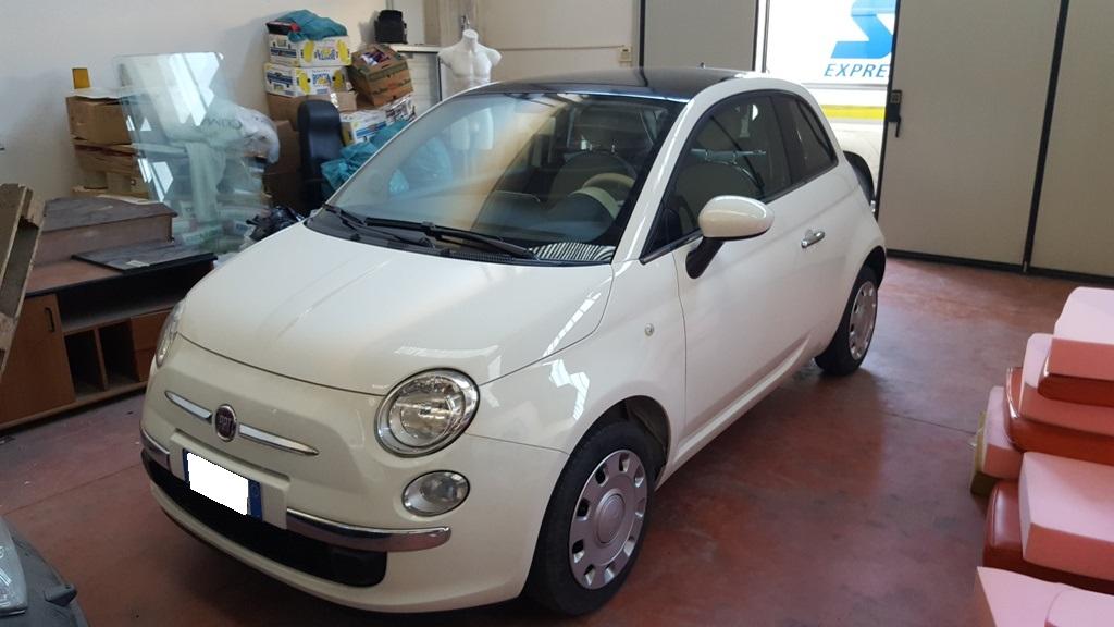 Autovettura Fiat 500