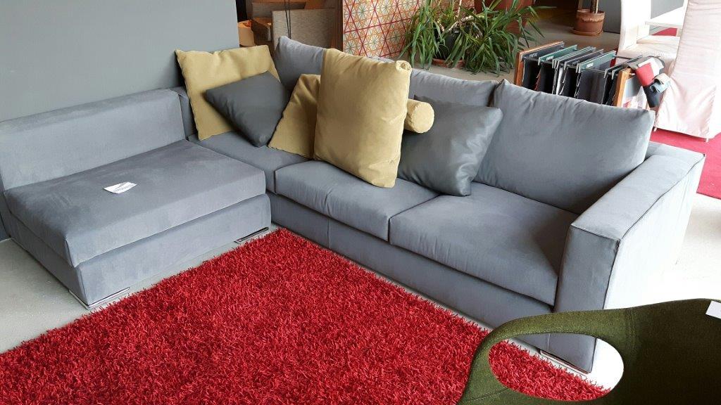 divano ad angolo / Eckcouch