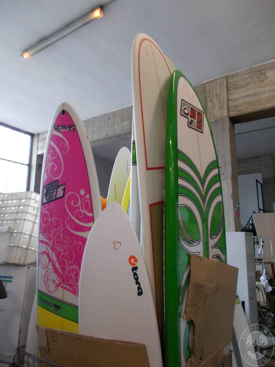 21 TAVOLE DA SURF - 40 MUTE VARIE MISURE