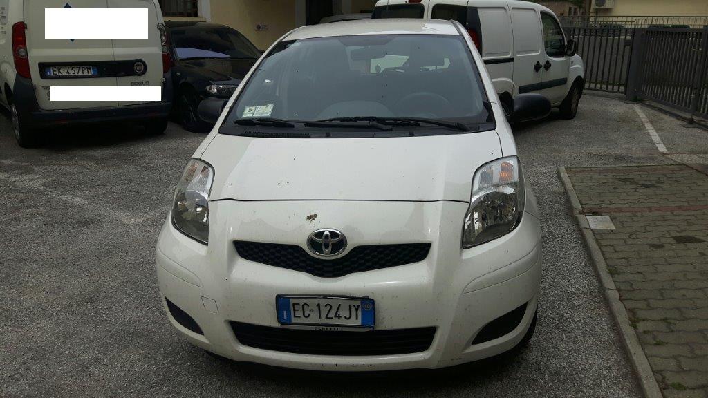 Toyota Yaris  cc.998 Benzina / Toyota Yaris  Hubr. 998 Benz