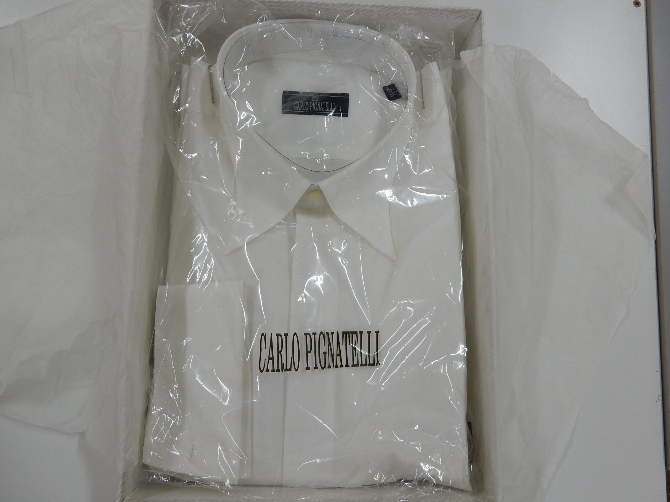 Rif. 20) Camicia Carlo Pignatelli taglia 41