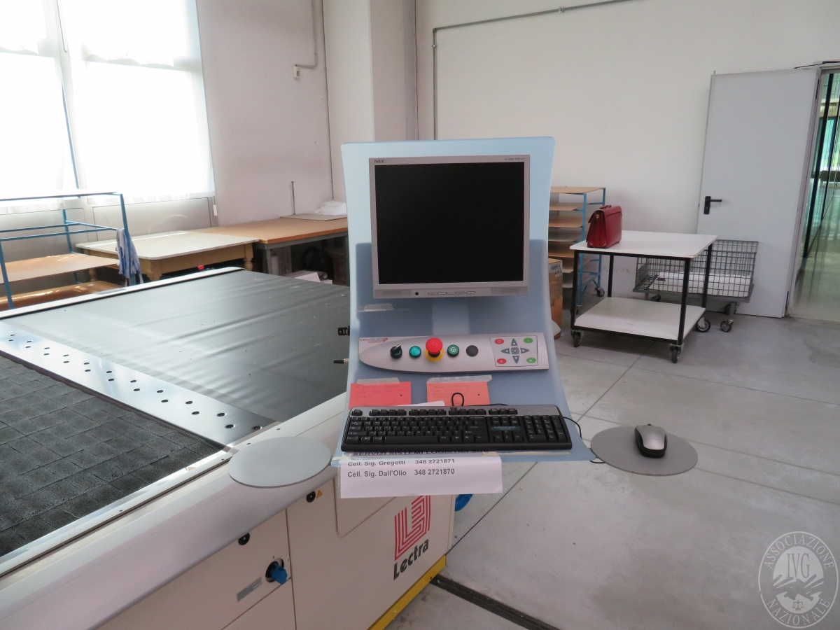 Rif. T031 + T032 + T033 + T 042) Taglio automat...