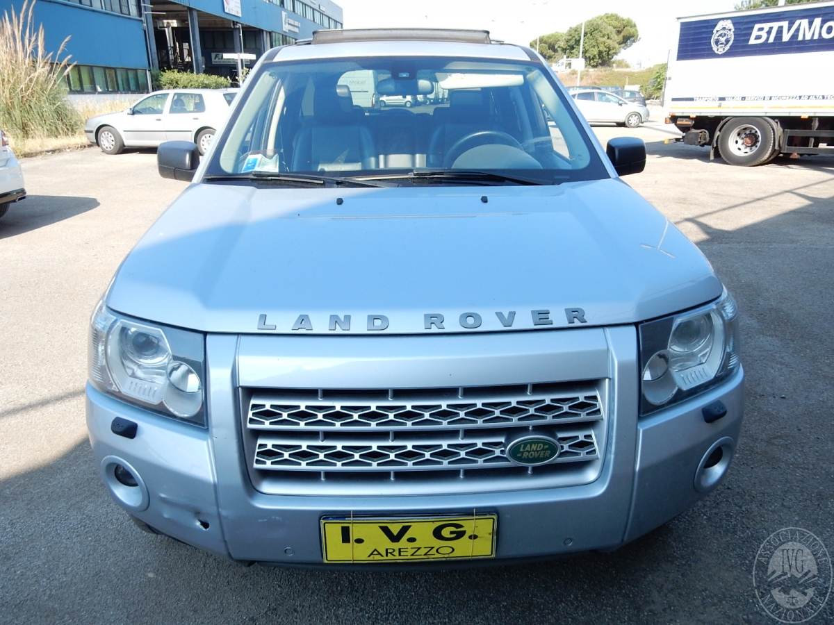 Land Rover Freelander 2 HSE TD4