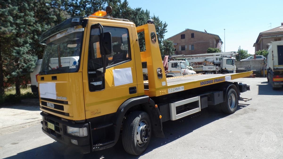 Carroattrezzi Iveco 120E