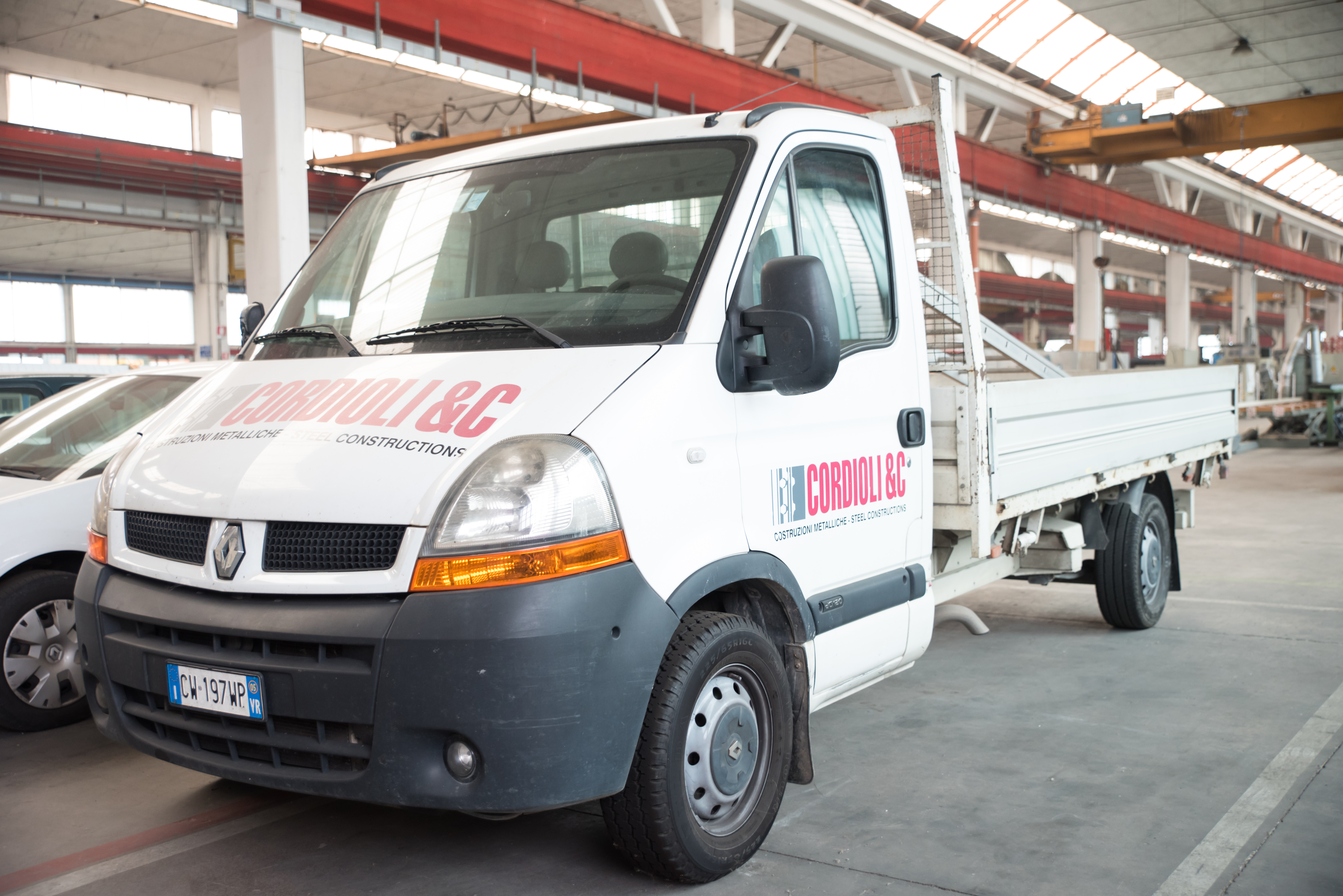 RENAULT MASTER - ( CAMIONCINO )