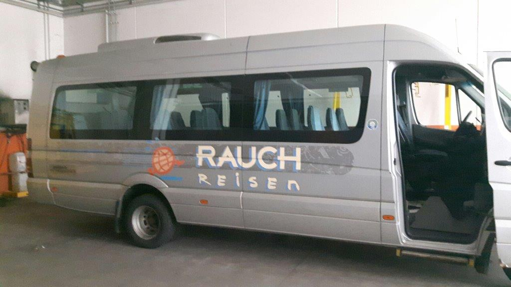 Pulmino  Mercedes Sprinter Travel Evobus 518  23 posti