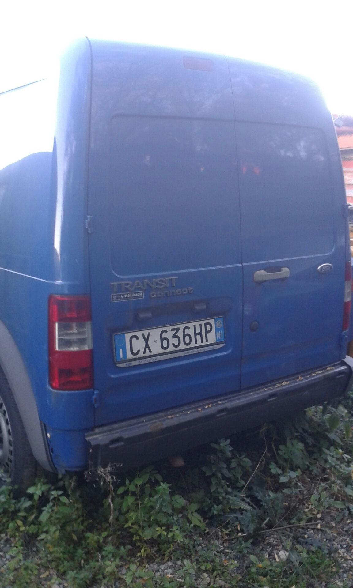 Autocarro Ford Transit Connect L22
