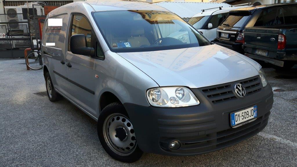 VW Caddy Van Benzina/Metano