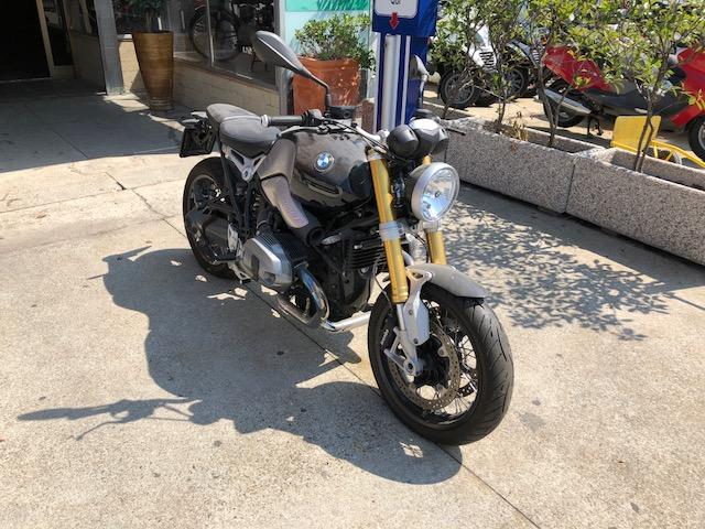 Motociclo BMW R1200 Sprovvista dei documenti di...