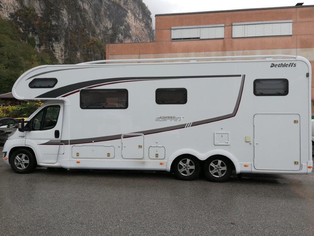 Autocaravan/Camper