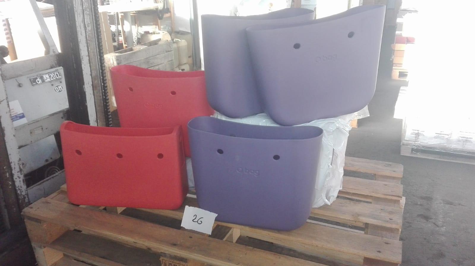 N 9 SCOCCHE GRANDI O-BAG E 36 TRACOLLE O-BAG